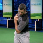 Hit consistent irons with a steady head- drill 2