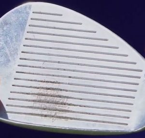 Are your worn out wedges hurting you- wedge grooves