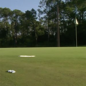 Get up and down more often by practicing this drill- drill set up