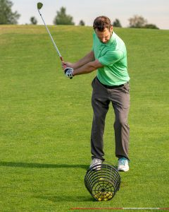 Get up and down more often by practicing this drill- short game practice