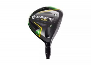Callaway Epic Flash sub zero three wood