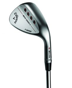 Mack Daddy 4 Wedges- S Grind 54 Satin Chrome