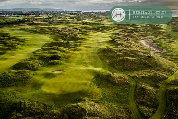 Royal Portrush - a Harry Colt design