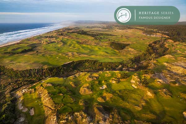 Bandon Dunes Resort - Pacific Dunes